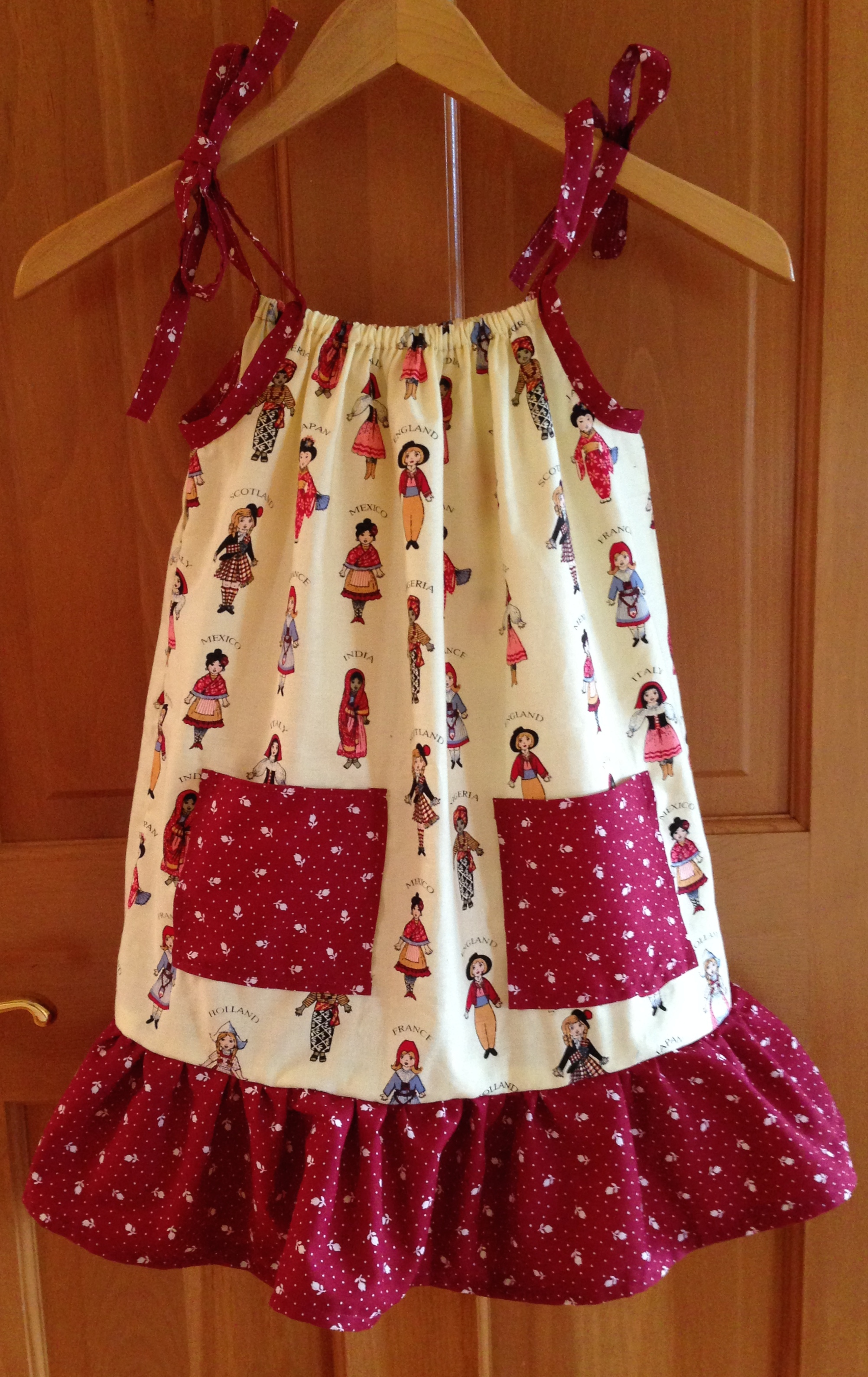 Images of pillowcase dresses