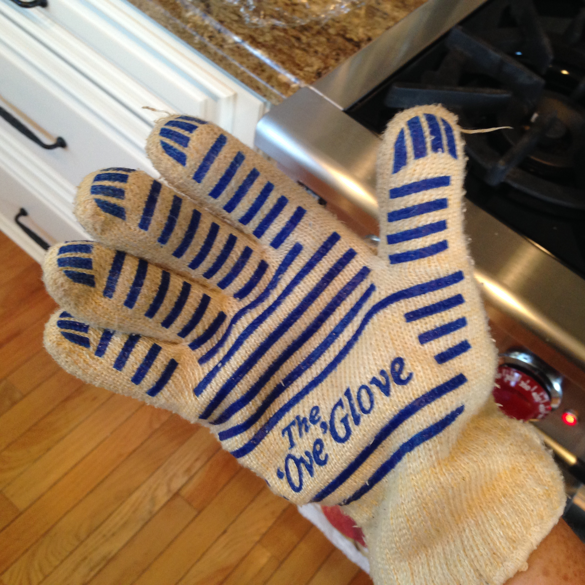 Ode to an Ove' Glove