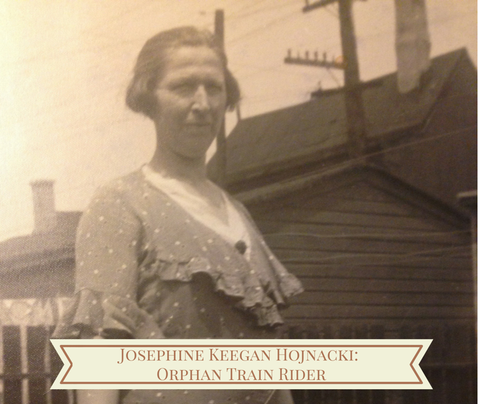 My Great Grandmother, the Orphan Train Rider