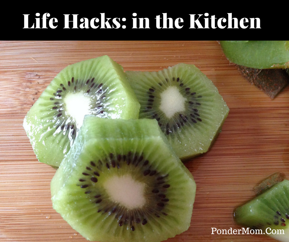 Life Hacks: 10 Simple Kitchen Solutions that Every Suburban Mom Should Know About, or Dad, or Urban DINK, or Rural Single Parent Cowpoke, or . . .