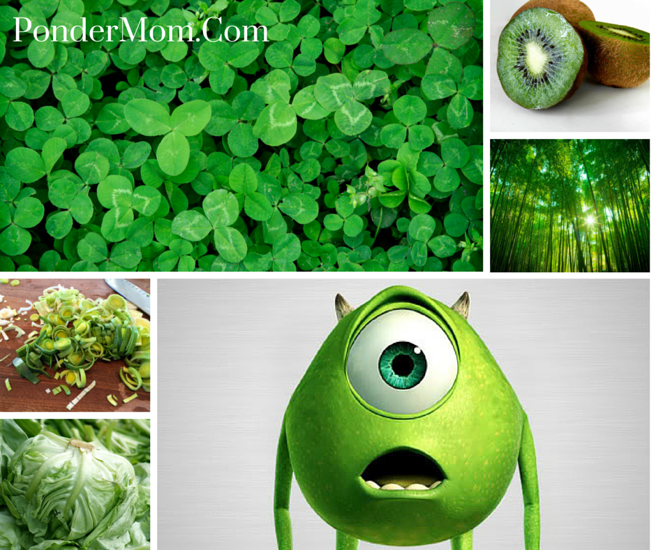 15 Reasons to Celebrate the Color Green on Saint Patrick's Day!