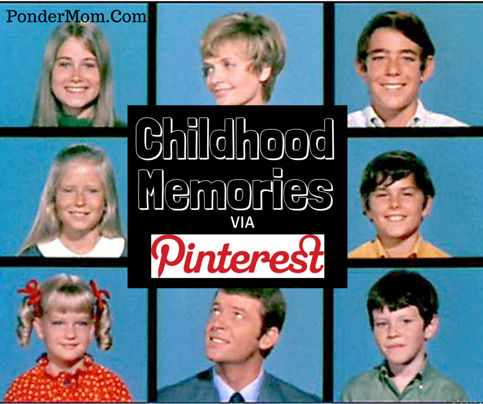 """Yesterday, When I Was a Child"": My 70s Childhood Pinned to a Pinterest Board"