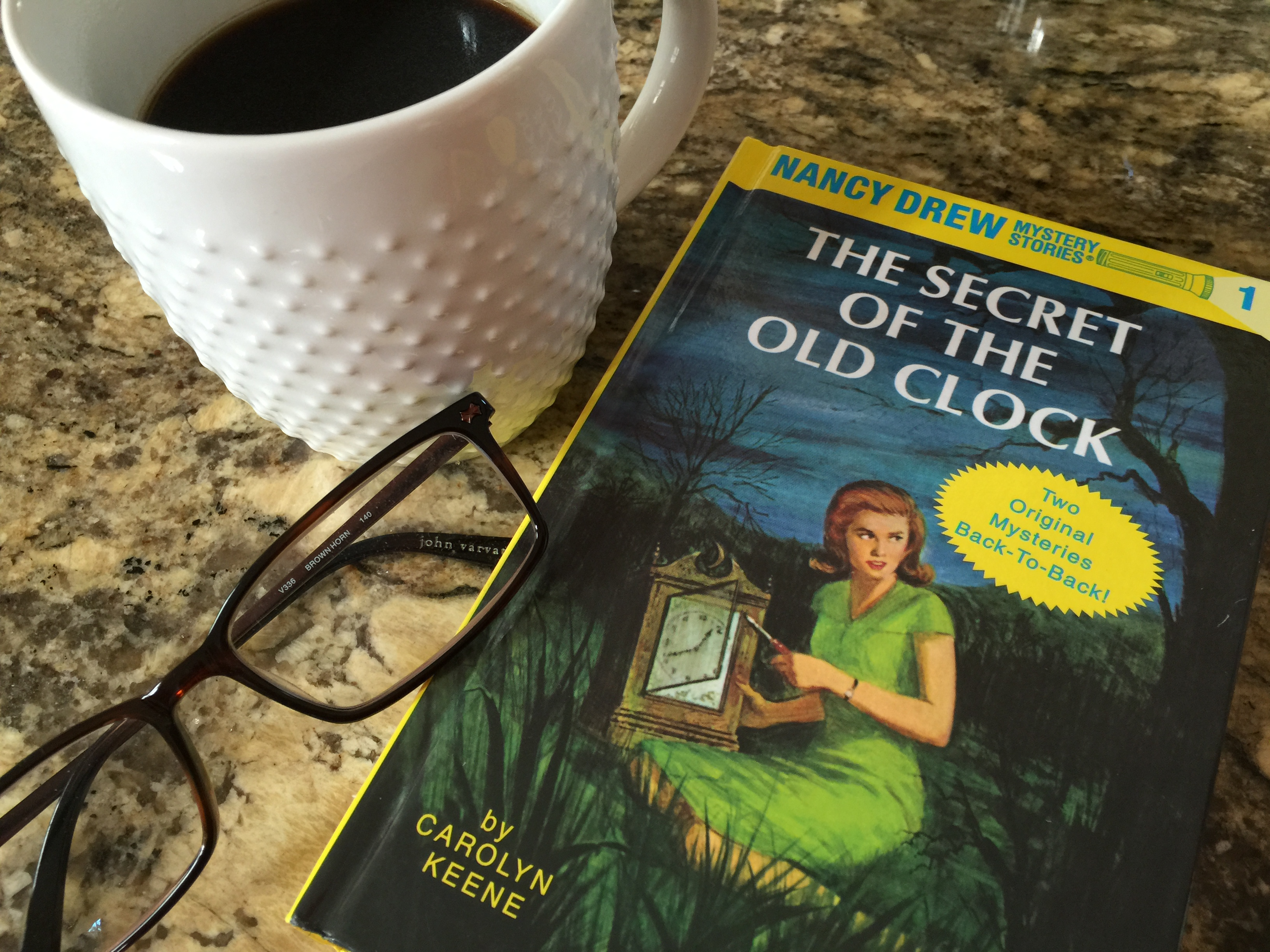 Nancy Drew Mysteries: Revisiting Her Books as an Adult