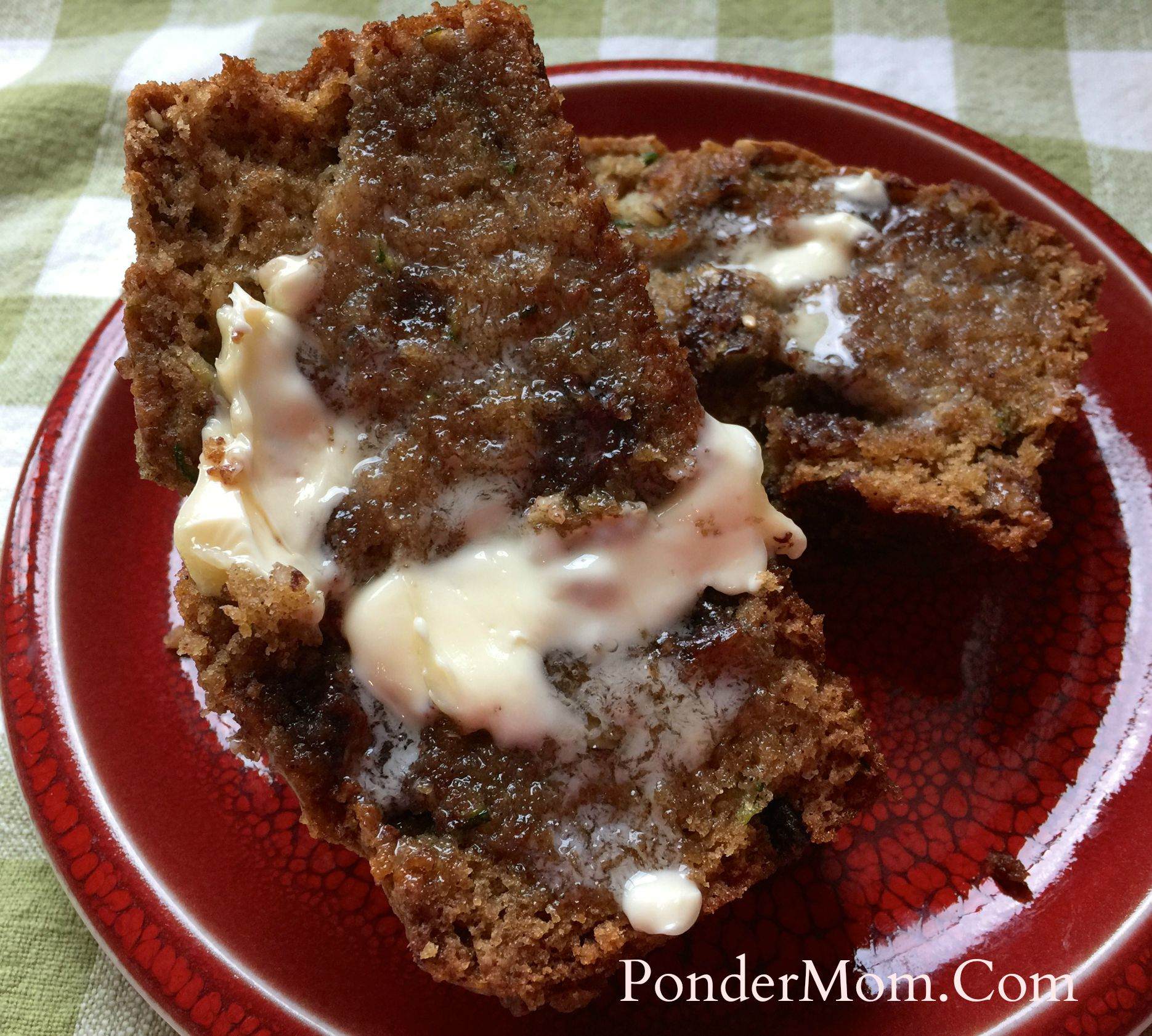 Garden Treats, Part I: Moist Zucchini Bread with Chocolate Chips