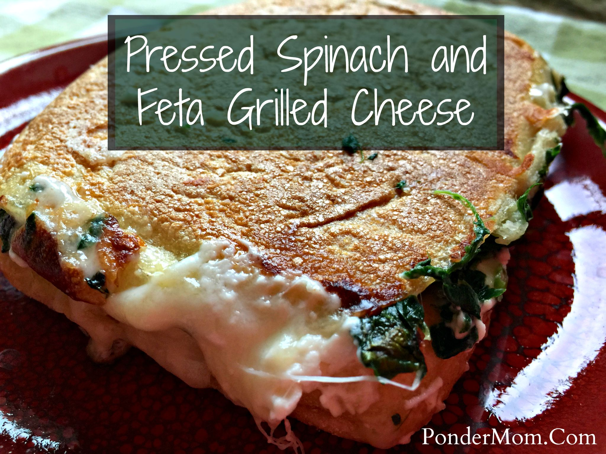 6 Super Simple Meals for New College Cooks Part I: Pressed Spinach and Feta Grilled Cheese, & Chipotle Chicken