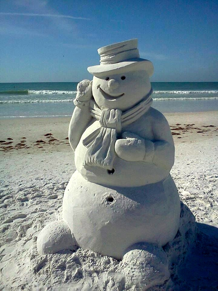 Parents Creatively Teaching Kids About Art: Going Where Snowman Has Gone Before