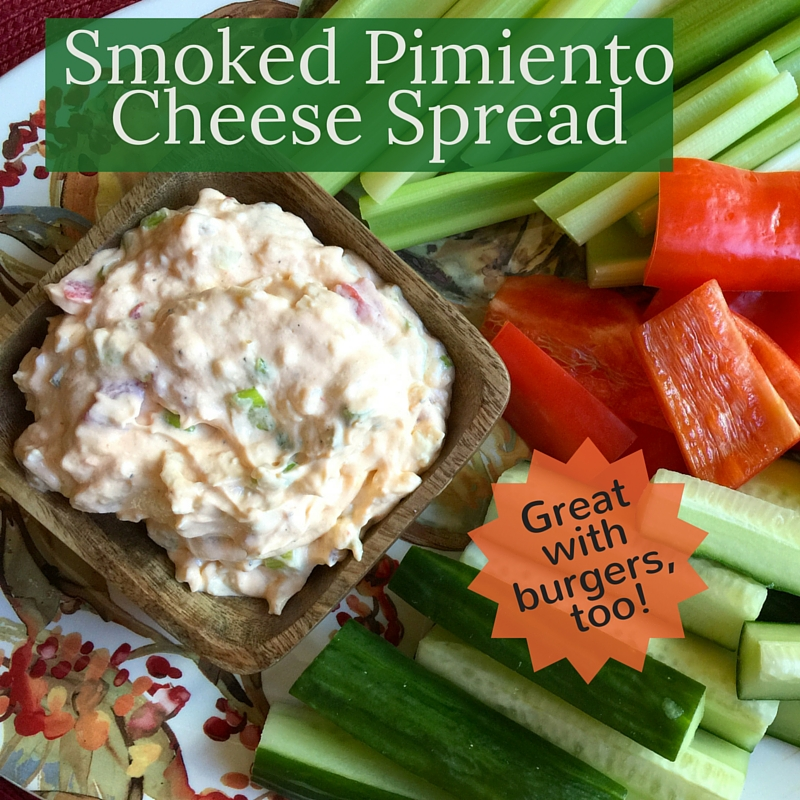 Super Simple Pimiento Cheese Spread: CAUTION – Addicting!
