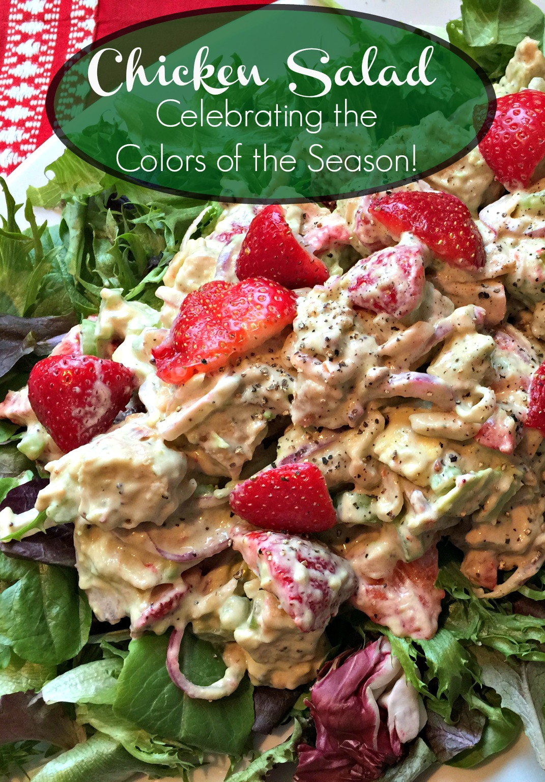 """Holiday Salads: One New, and Several """"Review"""""""