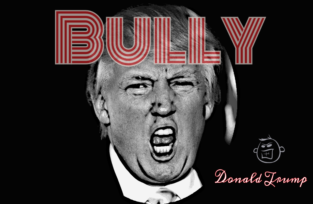 Trump in Burlington: The Bully, The Bullied, and The Bystanders