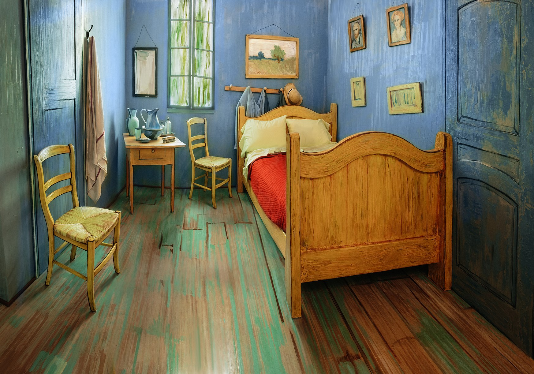 A Van Gogh Comes to Life in Chicago, and Suddenly Starry Nights Abound!